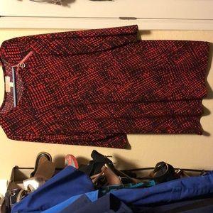 Michael Kors Dress Size L